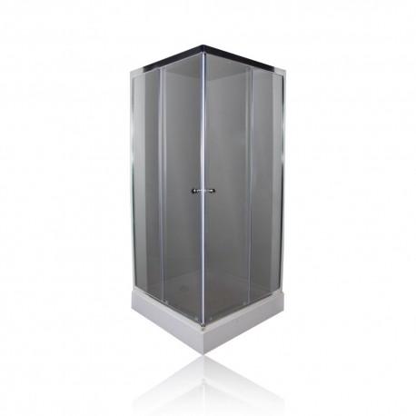 kabina Armazi Astoria Grey 80x80x195cm